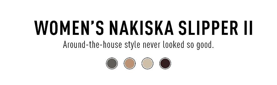 Women's Nakiska Slipper II