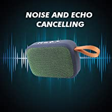 Noise and Echo cancelling