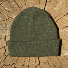 Our merino wool hat is light, breathable, and has a 30+ UPF protection from the sun even in winter