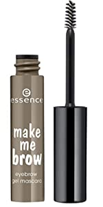 essence brow gel make me brow tinted brow mascara natural eyebrows eyebrow eyebrow gel