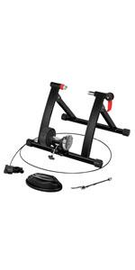 6 Speed Level Handlebar Adjuster Magnetic Resistance Bike Trainer