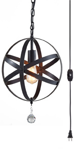 Globe Pendant Lighting