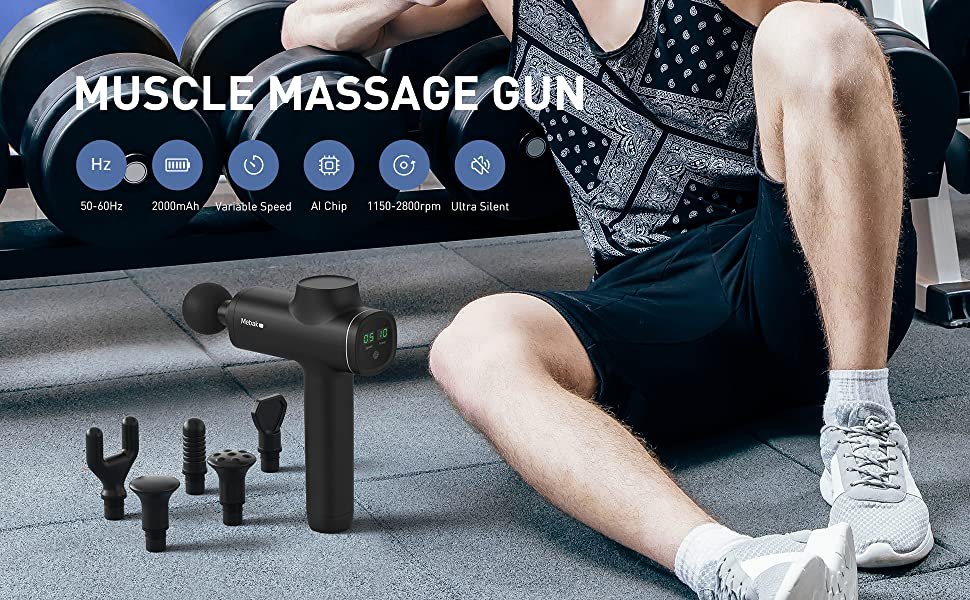 muscle massager gun