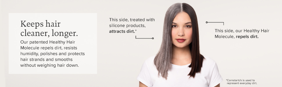 living proof, patented technology, silicone-free, dry shampoo, hair care
