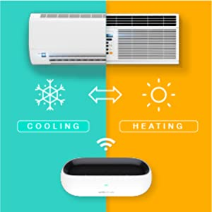 mini cooling and heating system controller