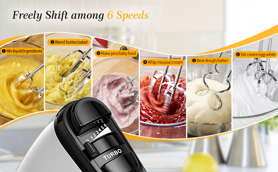 hand mixer electric