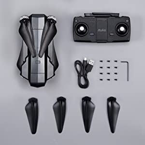 package and accessories