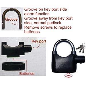 lock for door