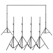 background stand backdrop stand lighting kit