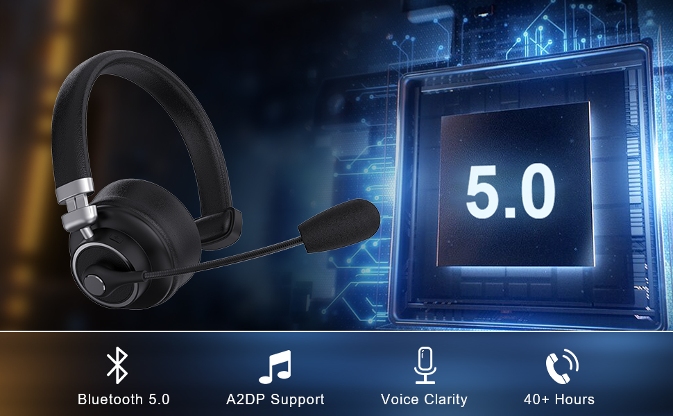 Trucker Bluetooth