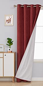 Deconovo Complete Blackout Curtains