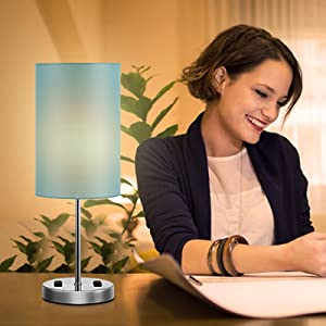 Side Table Lamp for Your Reading