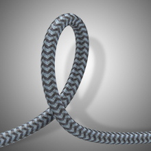 5ft braided extension cord