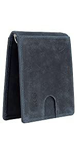 clip wallet for men boys teenager son gift quality sturdy