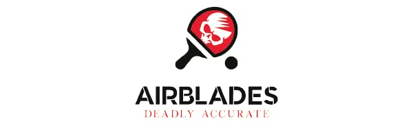 Airblades deadly accurate