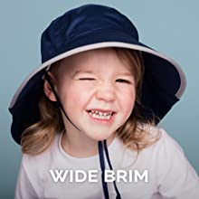 wide brim
