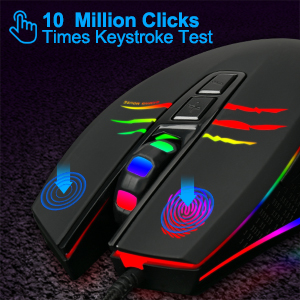 DPI changeable mouse