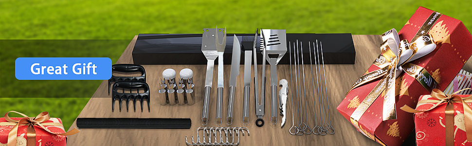 barbecue Grilling Tools