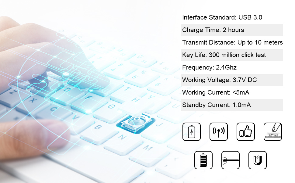 "Smart Keyboard Case for iPad 10.2"""