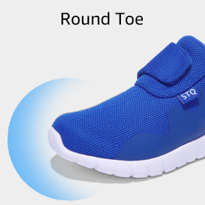 TOE PROTECTION girls sneakers