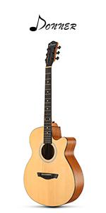 Cutaway Guitar Bundle