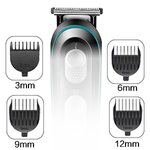 4 Types Guide Comb