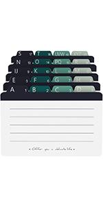 Index Cards 3''x 5''