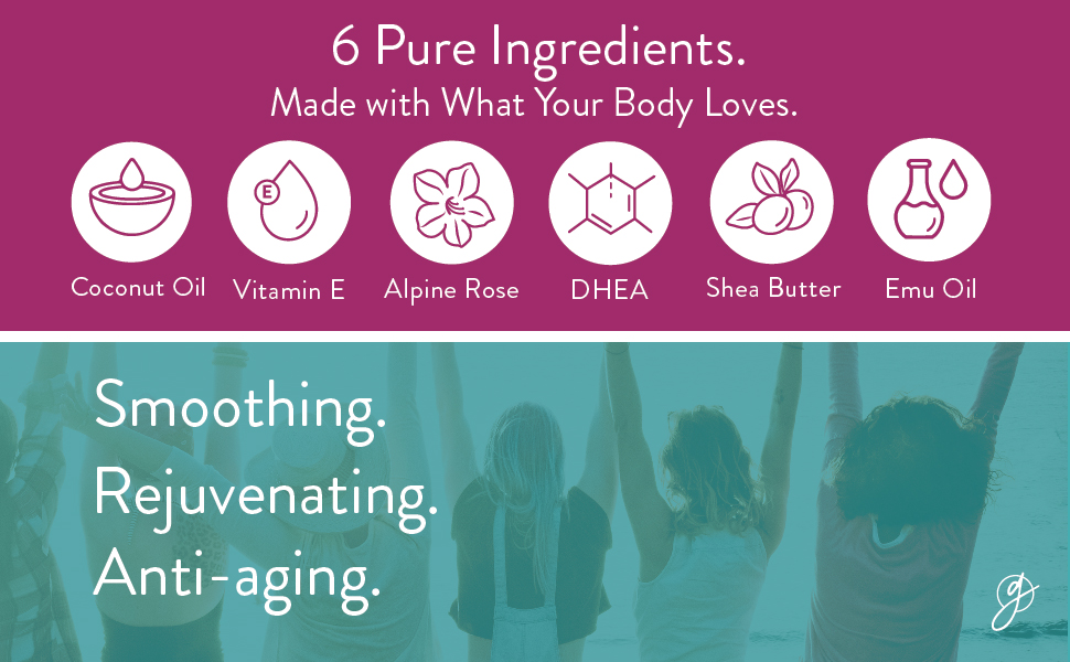 Julva is Made With All Natural Ingredients