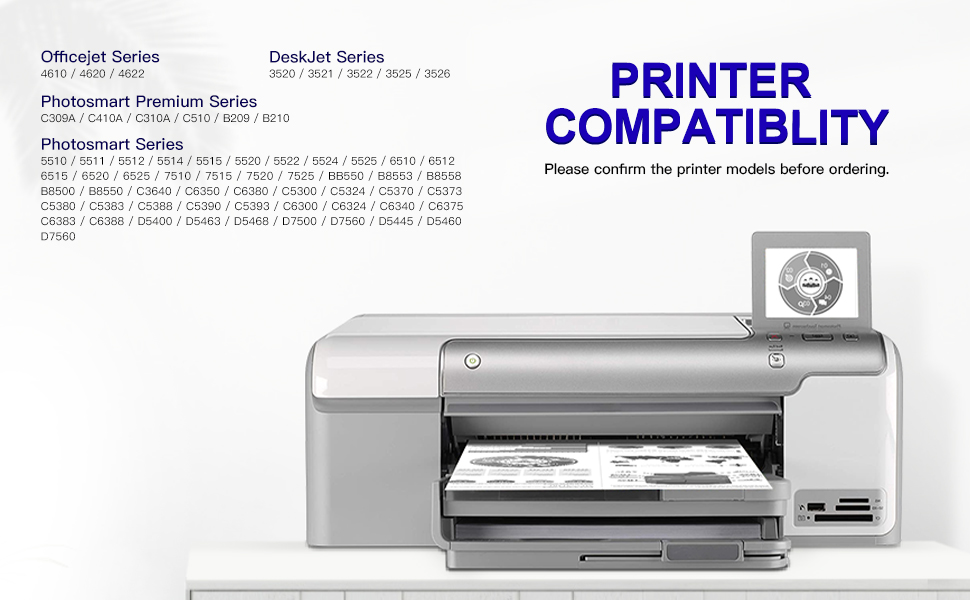 hp photosmart 7520 ink cartridges