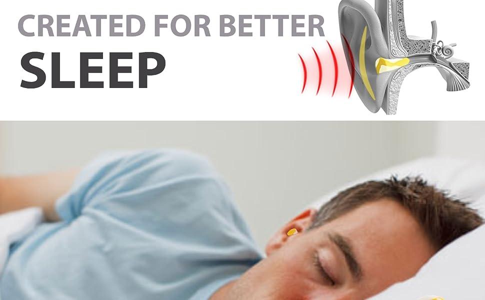 small ear plugs sleep