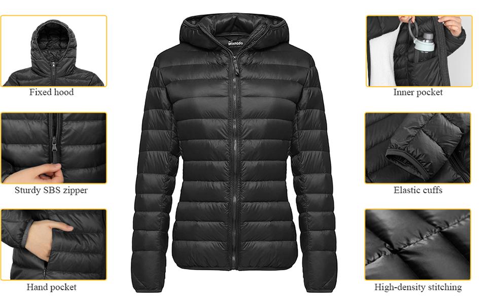 multifunctional women jacket