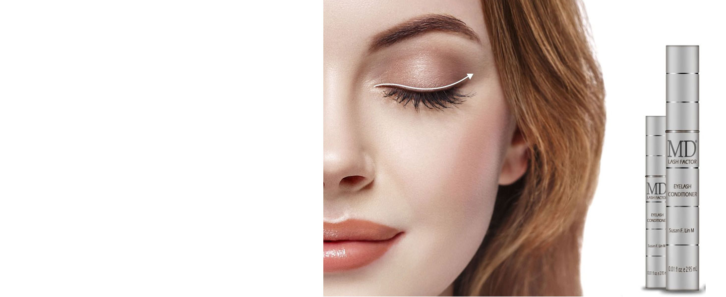 Apply nightly on upper lash base and get the lashes you've always wanted.