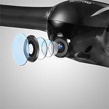 5GHz UHD 2K Camera