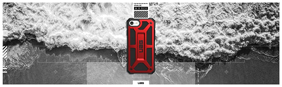 URBAN ARMOR GEAR UAG MONARCH CASE MILITARY DROP TESTED ULTRA PROTECTIVE CASE