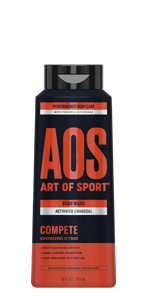 Compete Charcoal Body Wash