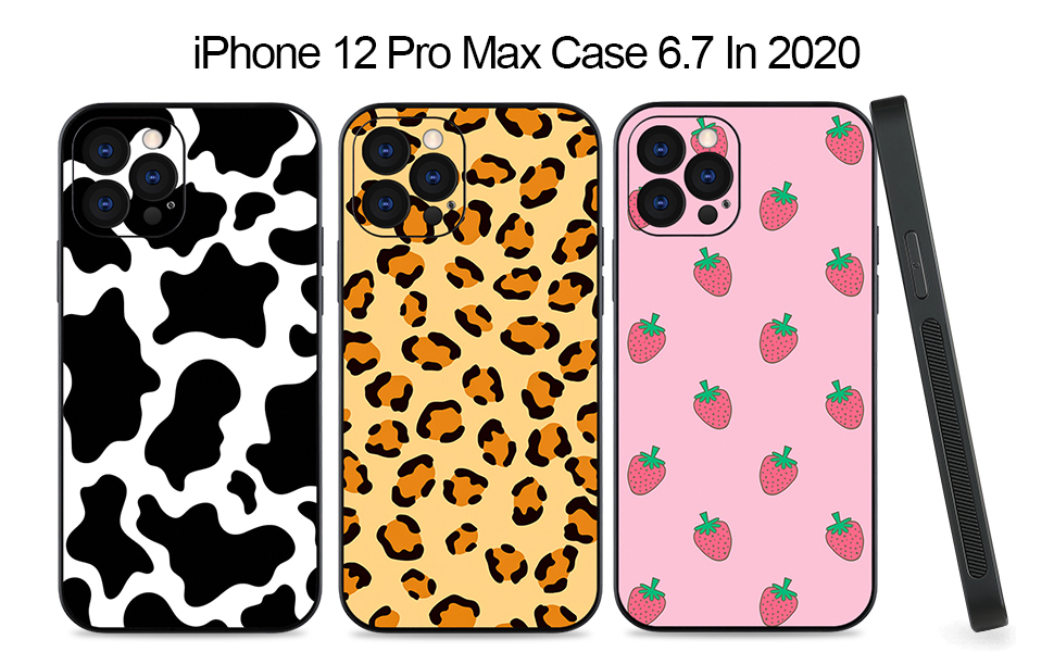 iphone 12 PRO max case for women