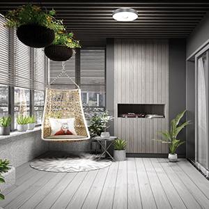 Onforu 32W LED Lámpara de Techo Salón, IP65 Impermeable LED Plafón 2800LM para Cocina Dormitorio Habitacion, Igual al 300W Luz Interior Techo, 5000K Blanco Frío Redonda Moderna: Amazon.es: Iluminación
