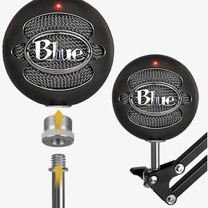 blue yeti mic stand