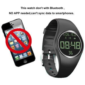 pedometer watch