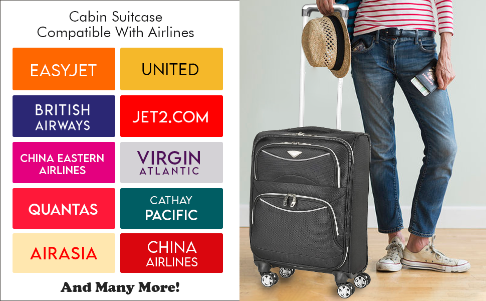 VIRGIN ATLANTIC CABIN LUGGAGE