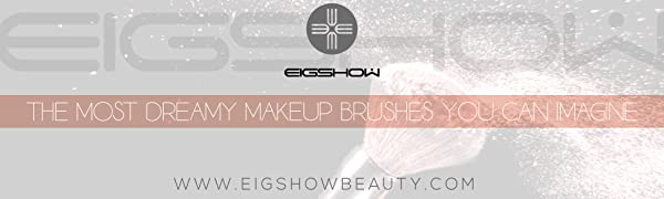 Makeup Brushes Premium Synthetic Bristles Powder Foundation Blush Contour Concealers Lip Eyeshadow