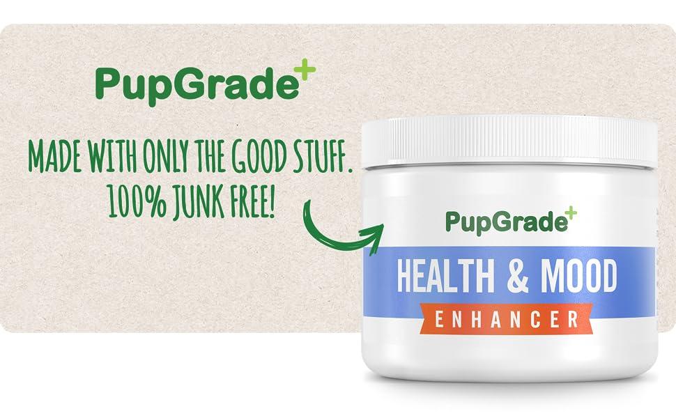 Pupgrade Main Health and Mood