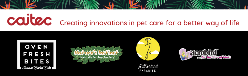 Caitec: creating innovations in pet care for a better way of life