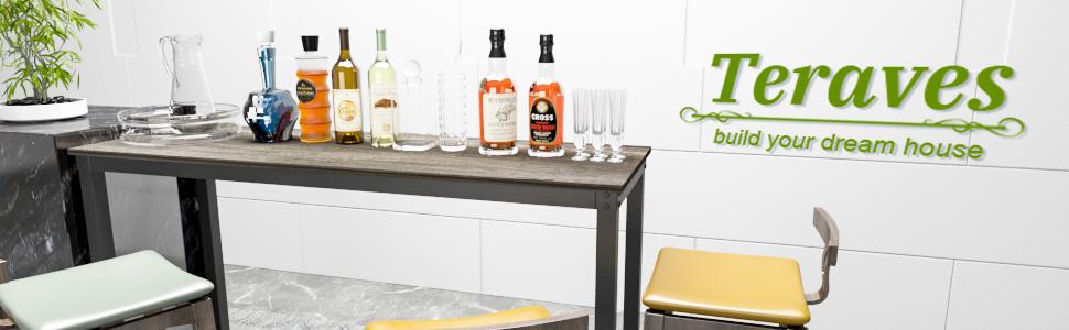 Teraves Bar Table