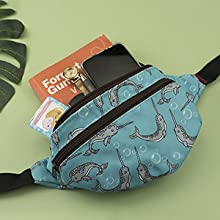 narwhal fanny pack