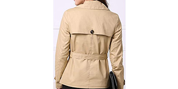 lentta trench coat