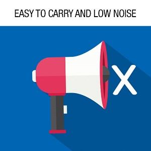 handy nebulizer, low noise nebulizer, small nebulizer, nebulizer with mask, portable nebulizer