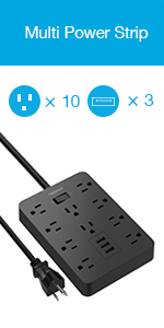 multi power strip