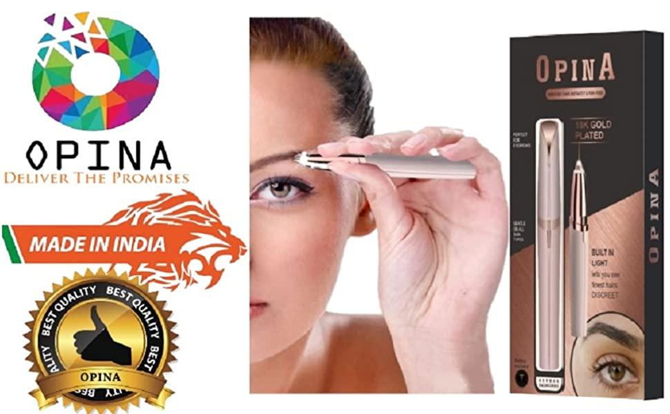 Eyebrow Trimmer for Women & Men