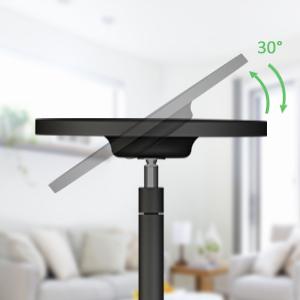 30°Flexible Angle